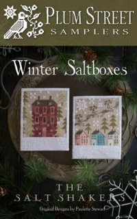 WINTER SALTBOXES