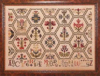 PARCHMENT TAPESTRY