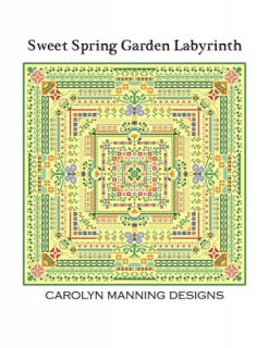 SWEET SPRING GARDEN LADYRINTH