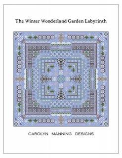 THE WINTER WONDERLAND GARDEN LADYRINTH