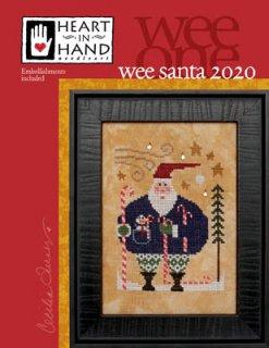 WEE SANTA 2020  (金星チャーム付)
