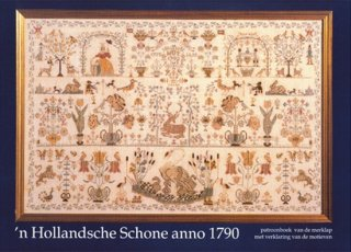 SAMPLER 1790 DUCH BEAUTY <img class='new_mark_img2' src='https://img.shop-pro.jp/img/new/icons55.gif' style='border:none;display:inline;margin:0px;padding:0px;width:auto;' />
