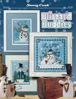 BLIZZARD BUDDIES(3デザイン)