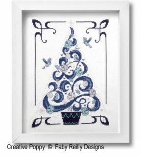 O TANNENBAUM IN BLUE (BLUE CHRISTMAS)