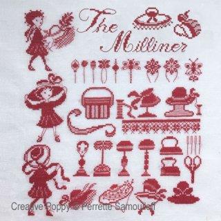 THE MILLINER (帽子屋)