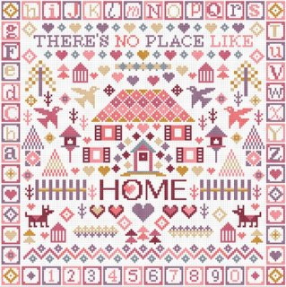 NO PLACE LIKE HOME SAMPLER