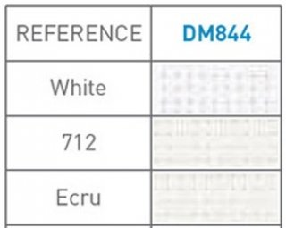DMC 16ct アイーダ ECRU