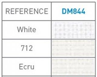 DMC 18ct アイーダ BLANC(白)