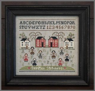 SAMPLER STITCHERS