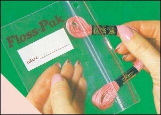 FLOSS PACK (糸収納袋100枚入)