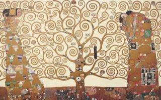 THE TREE OF LIFE- GUSTAV KLIMT