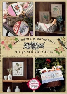 BRODERIE & BOTANIQUE AU POINT DE CROIX <img class='new_mark_img2' src='https://img.shop-pro.jp/img/new/icons41.gif' style='border:none;display:inline;margin:0px;padding:0px;width:auto;' />
