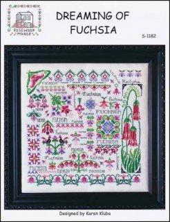 DREAMING OF FUCHSIA