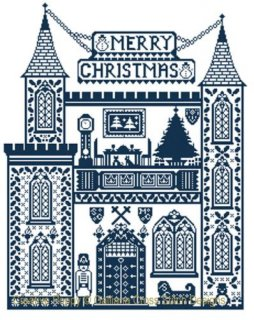 <img class='new_mark_img1' src='https://img.shop-pro.jp/img/new/icons1.gif' style='border:none;display:inline;margin:0px;padding:0px;width:auto;' />CHRISTMAS CASTLE  お取り寄せ