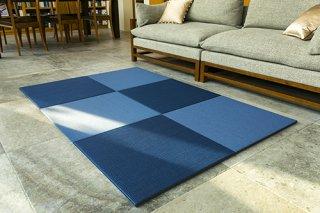 置き畳 OITOKO DESIGN ブルーフランス 85cm角