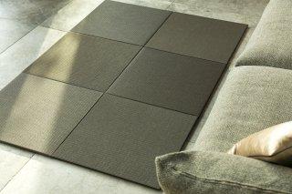 置き畳 OITOKO DESIGN マロン 80cm角
