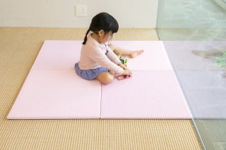 置き畳 OITOKO KIDS BABY もも 69cm角