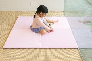 置き畳 OITOKO KIDS BABY もも 61cm角