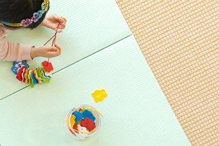 置き畳 OITOKO KIDS BABY みんと 77cm角
