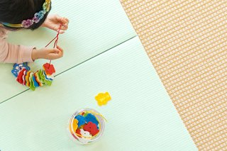 置き畳 OITOKO KIDS BABY みんと 64cm角