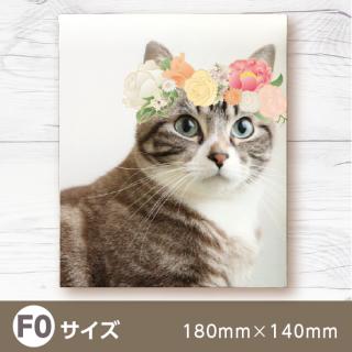 デザインキャンバス-花冠コラージュ-【F0】