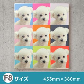 デザインキャンバス-9分割アート-【F8】