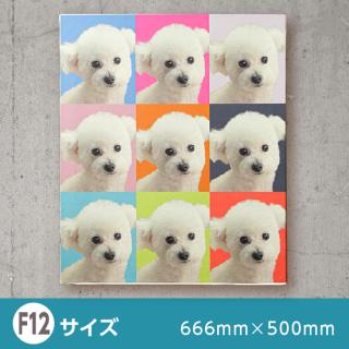 デザインキャンバス-9分割アート-【F12】
