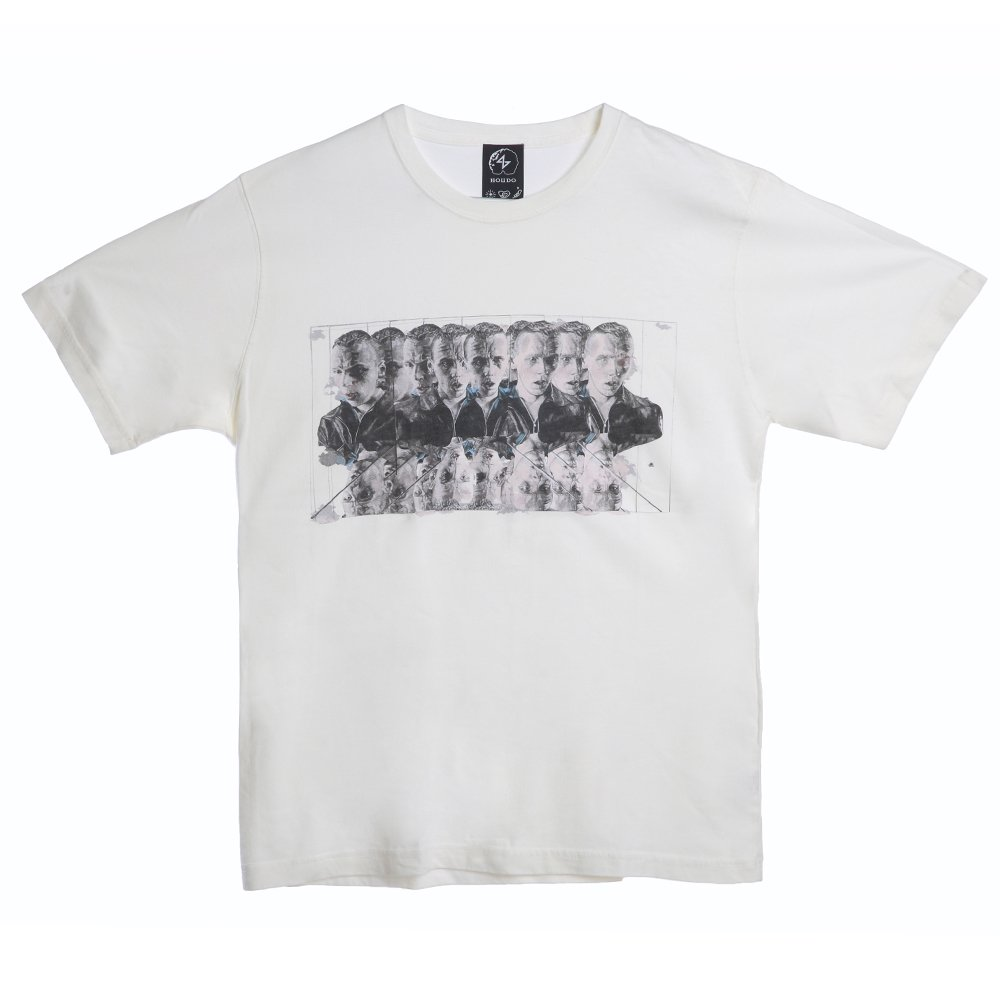 NOU℃42 / WHITEYOUTH TEE(WHT)