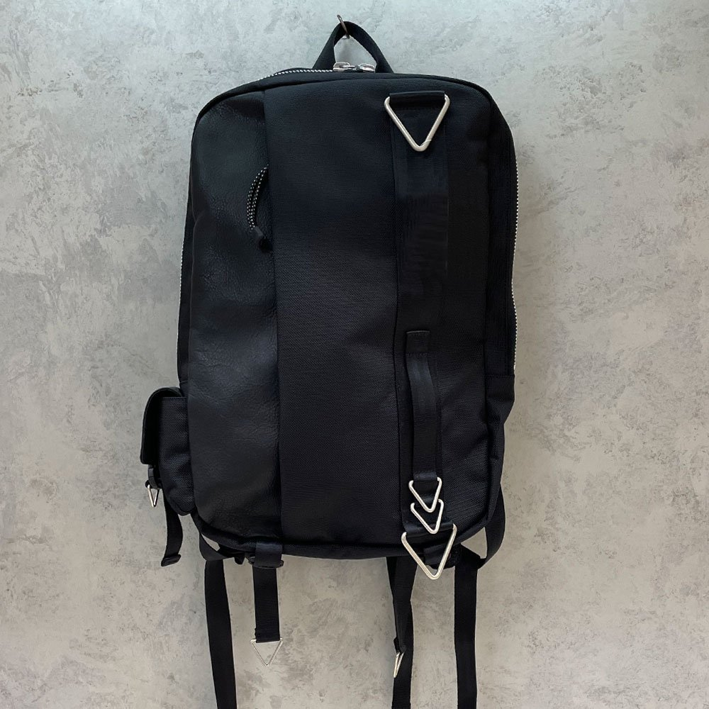 no.44/ SQUARE BACKPACK