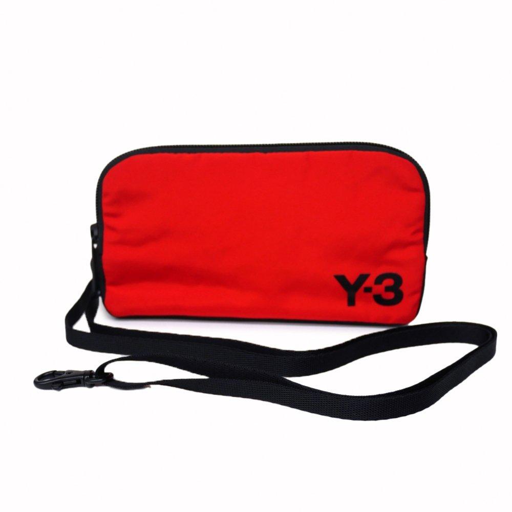 【40%OFF】Y-3 (Yohji Yamamoto x Adidas) / C POUCH BAG RED