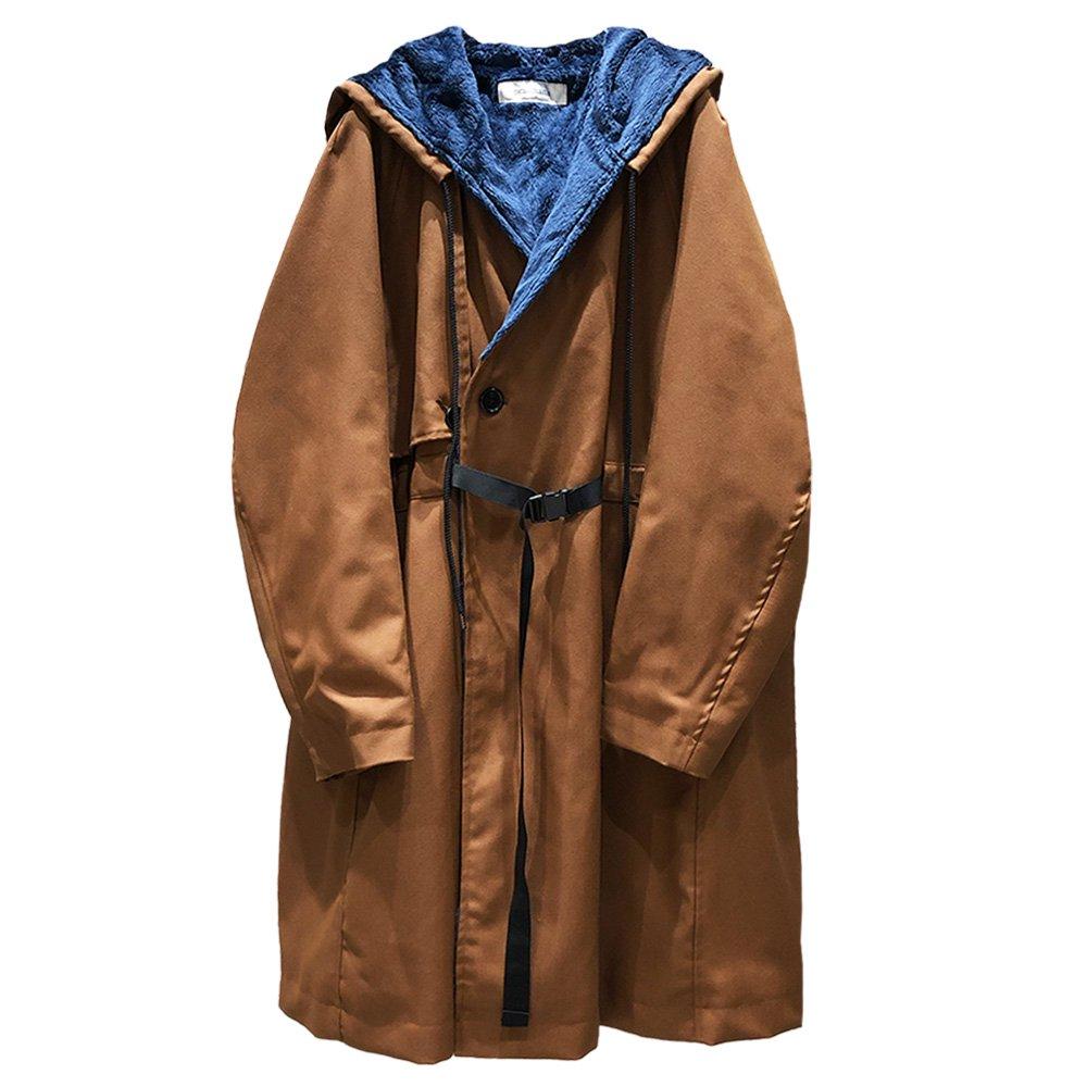prasthana/ afield coat (BRN)