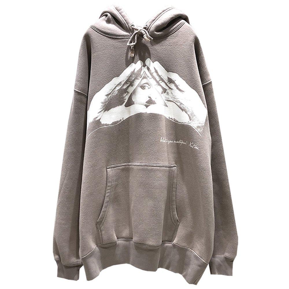 NOU℃42 / Triangle-Next One Pullover (VINOUS)