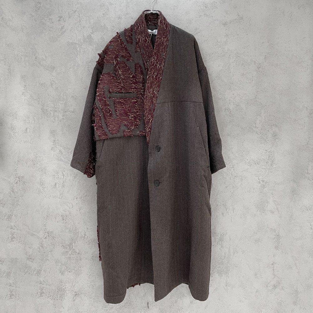 inbi/ Haori Coat (RED)