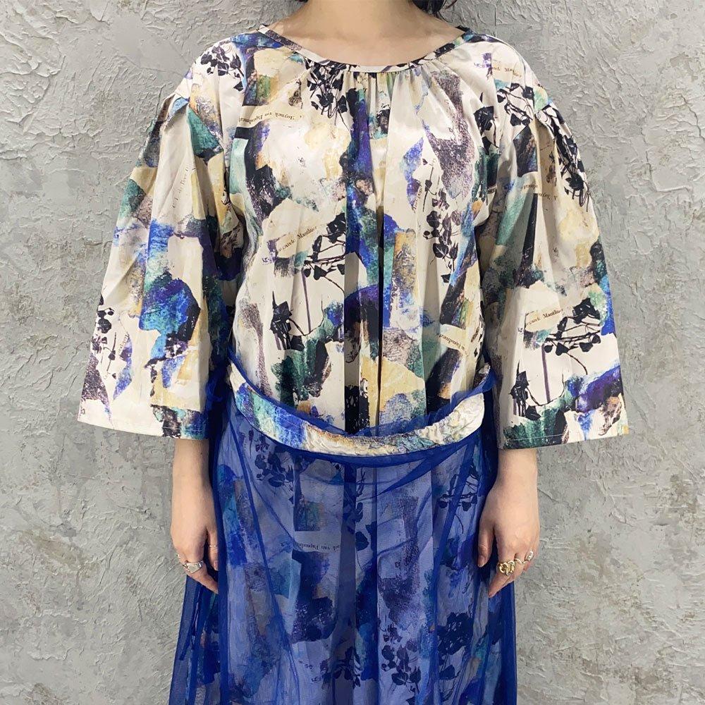 CILANDSIA / ONEPIECE DRESS (artwork:0116)