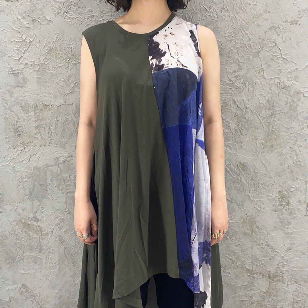 CILANDSIA / VEST ONEPIECE DRESS (artwork:0127)