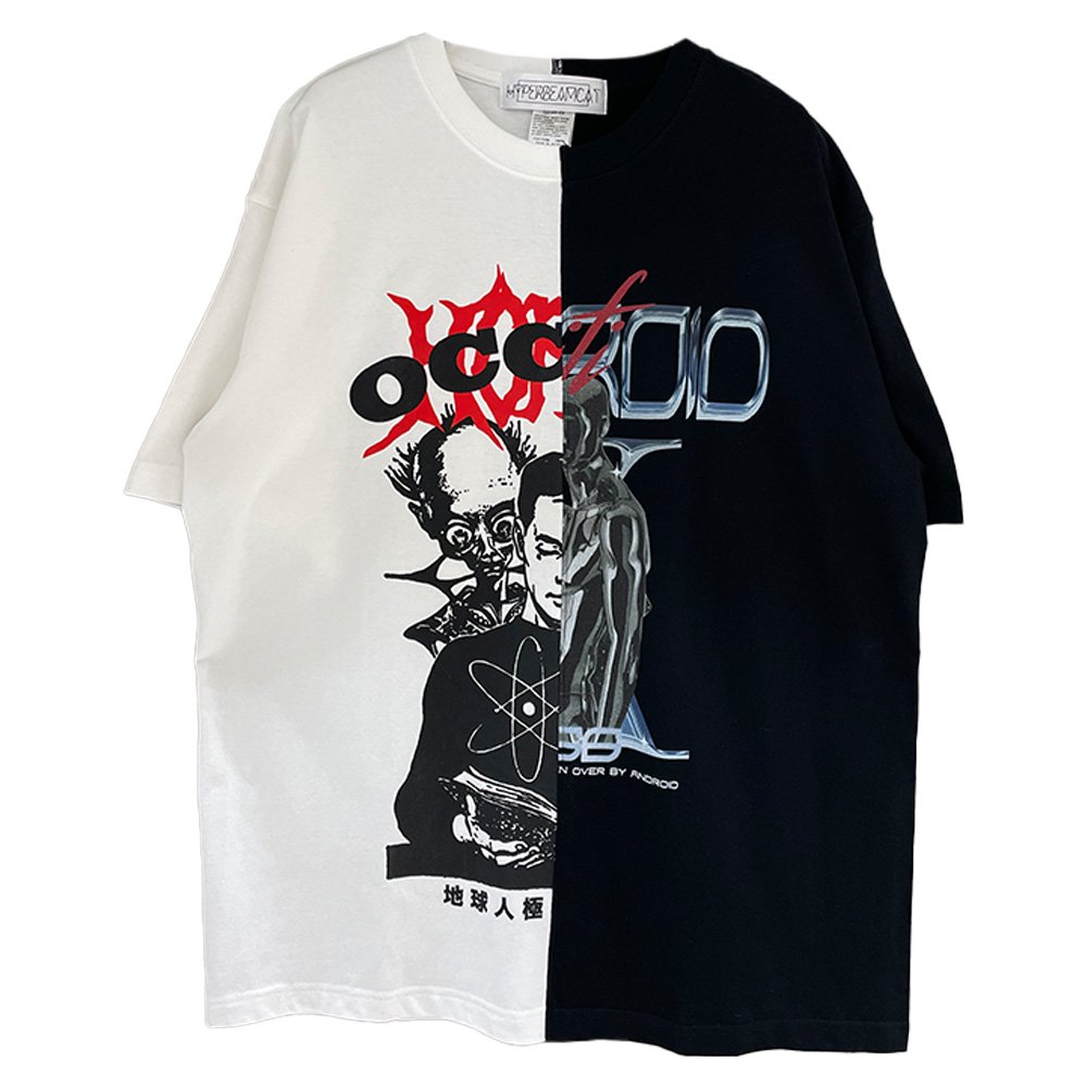 HYPERBEAMCAT /  DOCKING TEE (CULT × ANDROID)