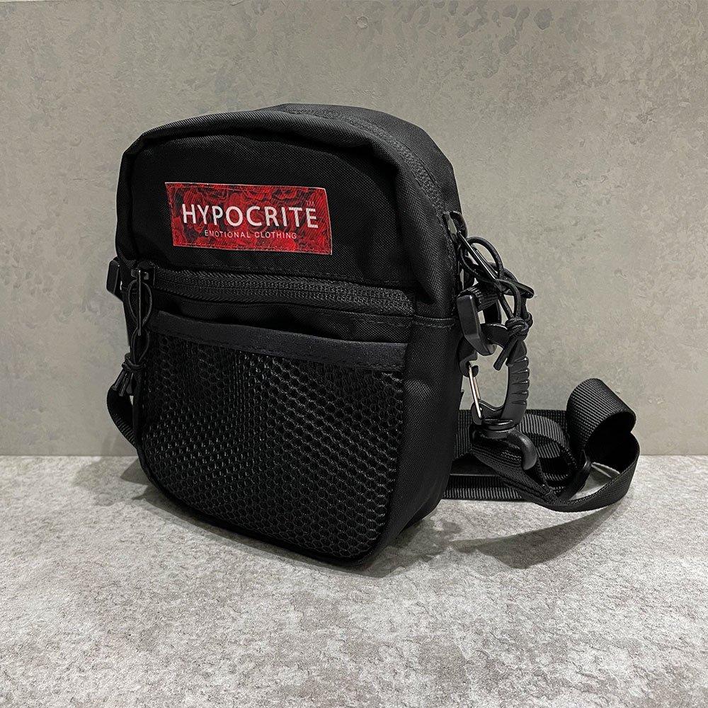 HYPOCRITE / SHOULDER BAG (RED)