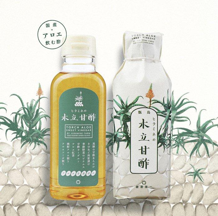 ヒラミネの木立甘酢 300ml