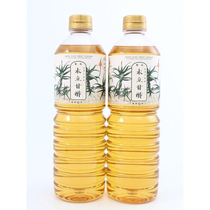 ヒラミネの木立甘酢 お徳用1L 2本セット