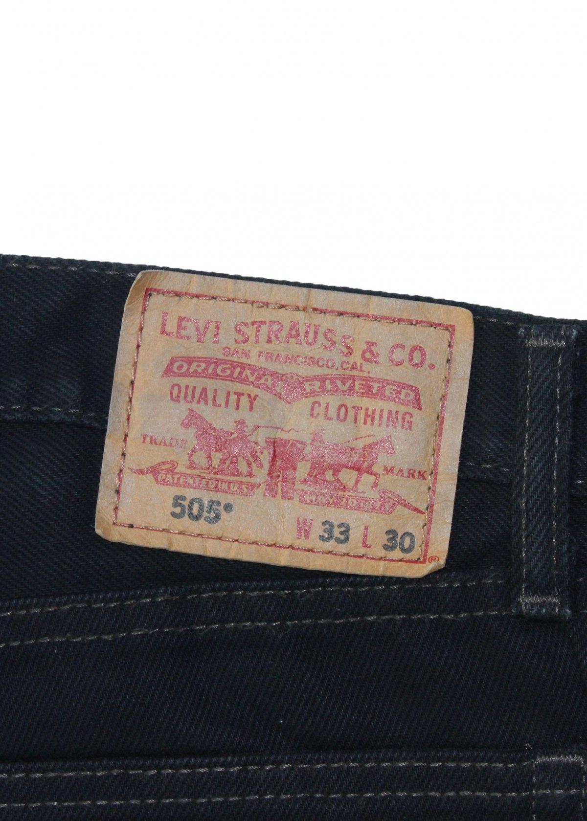 I&I 古着 通販 Levi's 505  Denim Pants 詳細画像6