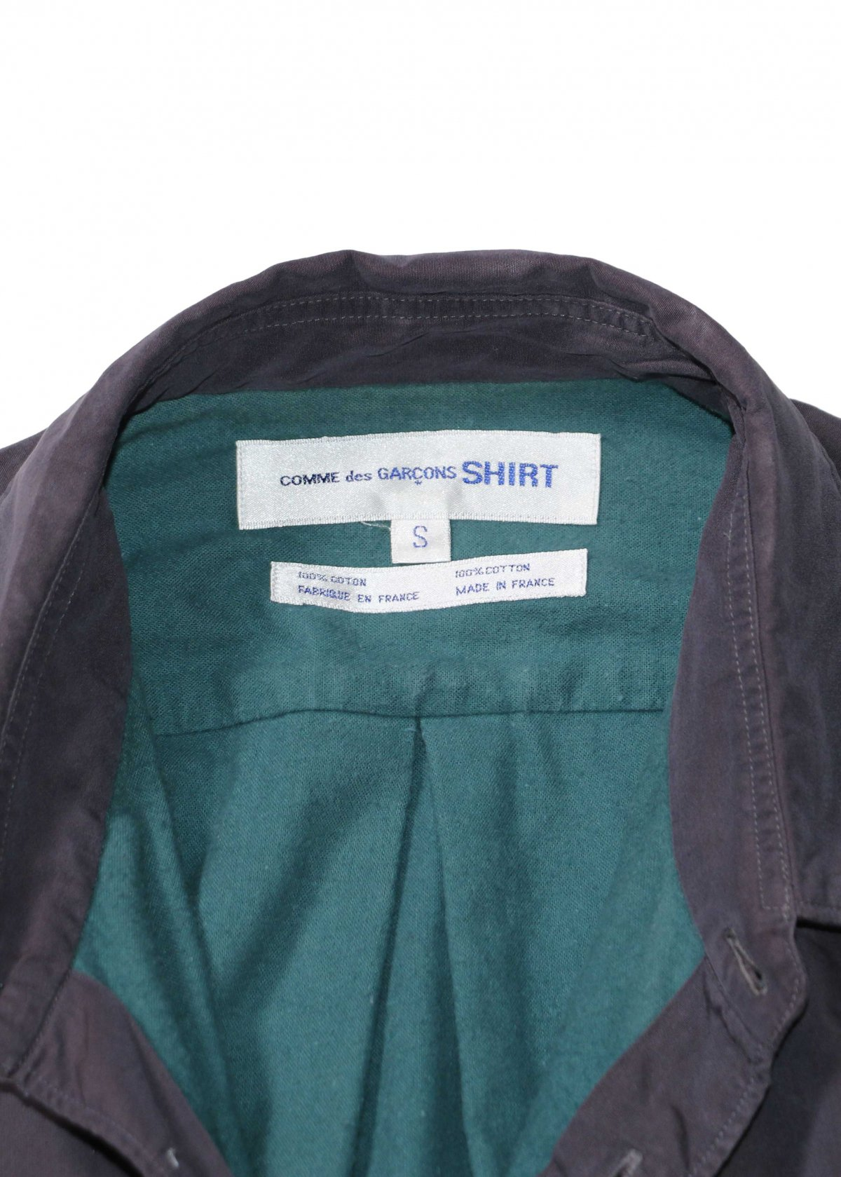 I&I 古着 通販 COMME des GARCONS SHIRT(MADE IN FRANCE) 詳細画像2