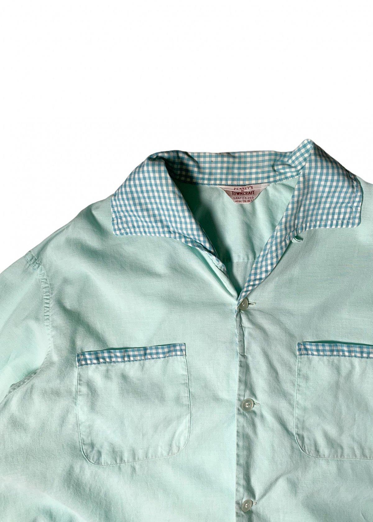 "I&I 古着 通販 ""PENNY'S TOWNCRAFT"" Pajama L/S Shirt 詳細画像3"