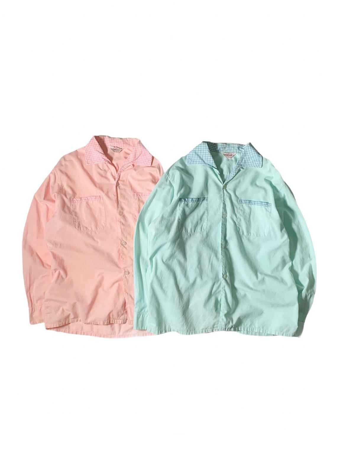 "I&I 古着 通販 ""PENNY'S TOWNCRAFT"" Pajama L/S Shirt 詳細画像5"