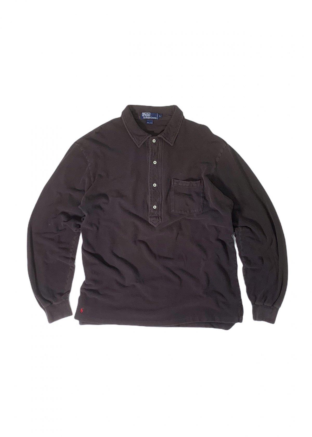 "I&I 古着 通販 ""Polo Ralph Lauren"" L/S Polo Shirt 詳細画像"