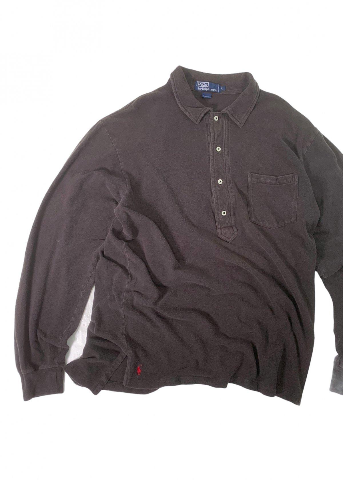 "I&I 古着 通販 ""Polo Ralph Lauren"" L/S Polo Shirt 詳細画像1"