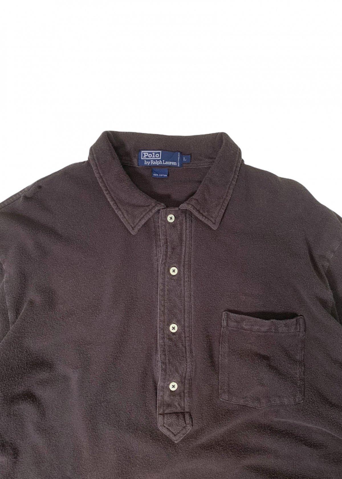 "I&I 古着 通販 ""Polo Ralph Lauren"" L/S Polo Shirt 詳細画像3"