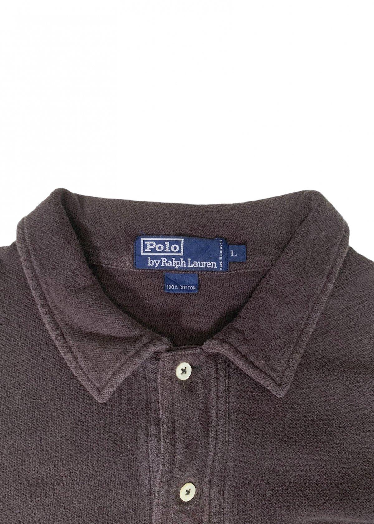 "I&I 古着 通販 ""Polo Ralph Lauren"" L/S Polo Shirt 詳細画像4"