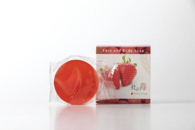 杜の苺 ソープ