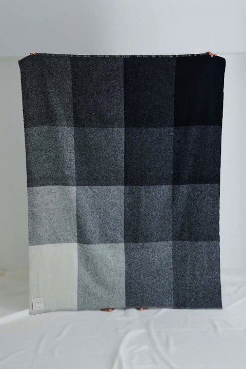 Shetland Masu Blanket