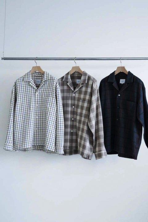Aspero / Alpaca Pajama Shirt